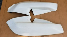 95-99 Chevy Cavalier Z24 Ls Pontiac Sunfire GT SE Convertible Top Boot End Caps image 1