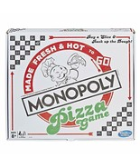 Monopoly Pizza Board Game - New Edition  - $10.00