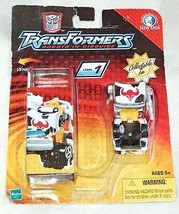 New 2003 Hasbro Transformers Original Package Robots Disguise Level 1 Ti... - $9.08