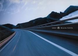 2003 Acura 3.2 CL sales brochure catalog 03 US 3.2CL Type S - $8.00
