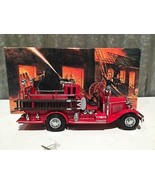 Matchbox 1932 Ford AA Open Cab Fire Engine - $23.36