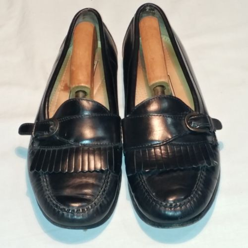 313e2ea3a7ef3 Cole Haan CITY 3518 Mens 10 D Black Leather and 50 similar items