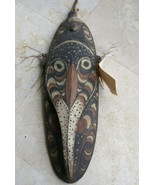Very Rare Old Pigment colors Maramba Ancestor mask Sepik Papua New Guine... - $332.49