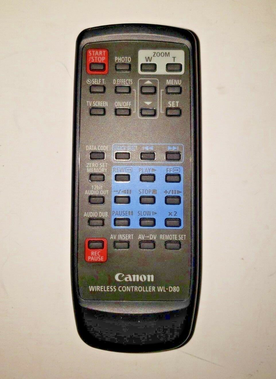 Canon WL-D80 Wireless ControllWireless Controller ... Tested...