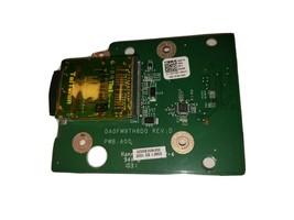 """Dell Studio 1558 15.6"""" Genuine Card Reader Board w/ Cable DAFM9BTH6C0 G938P - $7.59"""