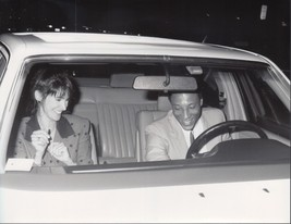 Connie Sellecca / Byron Allen  - professional celebrity photo 1989 - $6.85