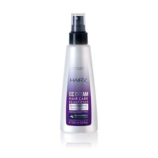 ORIFLAME HAIRX CC Cream Hair Care Beautifier 10 in 1  All Hair Types 150ml