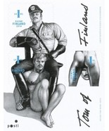Tom of Finland Stamps block of three 1st class *NEW - €10,41 EUR