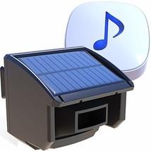 Htzsafe Solar Driveway Alarm System-1/4 Mile Long Transmission Range-Sol... - $77.19