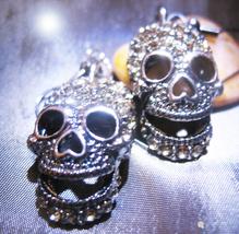 Free W $49 CASSIA4 Haunted Earrings Eternal Power 300x High Magick 7 Scholars - $0.00