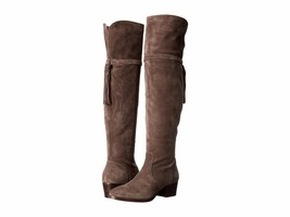Frye Clara Tassel Over-The-Knee Elephant MSRP:$548.00 Mult Sz - $3.695,72 MXN