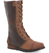 Sorel Major Maverick Mid Calf Zip Boots Combat Zipper Booties 8.5 Brown ... - €113,60 EUR