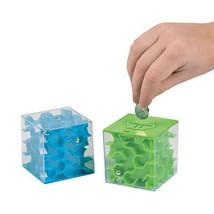 Money Maze Gift Box Puzzle Brain Teaser, Holds Coins Dollar Bills Tiny G... - $5.50
