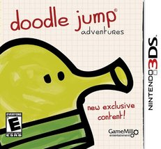 Doodle Jump 3DS - Nintendo 3DS [video game] - $3.36