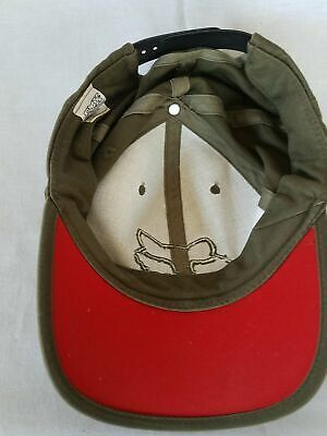 Fox Racing USA Cotton OSFA Snap Back Cap Hat