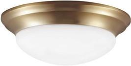 Sea Gull Lighting Generation Lighting 7543493S-848 Transitional LED Flus... - $103.44
