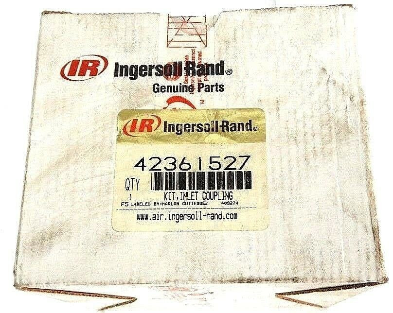 FACTORY SEALED INGERSOLL-RAND ARO 42004050 KIT, INLET COUPLING