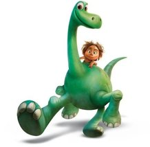 CAKEUSA The Good Dinosaur Dinosaur Birthday Cake Topper Edible Image 1/4... - $9.99