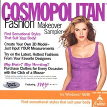 Cosmopolitan Fashion Makeover Sampler (Jewel Case) - $4.99