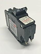 UBIF0220N Federal Pacific/Connecticut Elect Circuit Breaker,  2 Pole 20 ... - $32.73