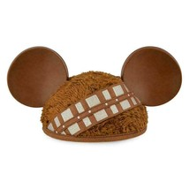 Disney Ear Hat - Star Wars Chewbacca Earhat New With Tags - $22.76