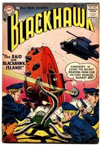 Blackhawk Comics #109 1957- second DC issue Silver Age. - $297.06