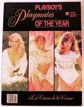 Playboy's Playmates Of The Year 1986 La Crème De La Crème 1960-1985 Maga... - $15.35