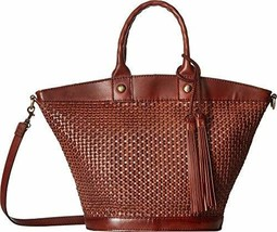Patricia Nash Women's Emiliano V Tote Rust One Size
