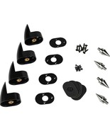 Dayton Audio - OP-4 - Outrigger Speaker Spike Set with ABS Base - 4 Pcs - $29.65