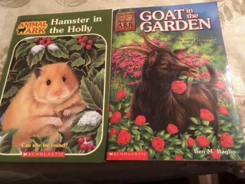 Animal Ark Books By Ben M Baglio! Lot of 16 Popular Kids Series!