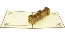 Buckingham Palace--3D Greeting Card, Pop Up Card, Pop Out Card - $6.51