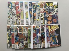Lot of 20 X-Men (1991 1st Series) from #3-35 VF Very Fine - $63.36