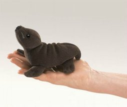 (Ship from USA) SEA LION Finger Puppet # 2734 ~... - $14.95