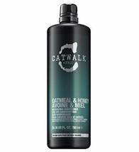 Tigi Catwalk Oatmeal & Honey pour les Cheveux Abîmés 750ml - $32.01
