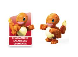 Mega Construx Pokemon Charmander Mini Set - $8.95