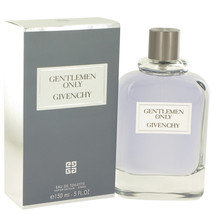 Givenchy Gentleman Only 5.0 Oz Eau De Toilette Cologne Spray image 1