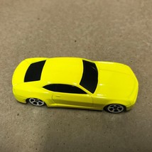 Yellow 2008 Chevrolet Camaro Concept Maisto Loose Diecast Car BD - $5.45