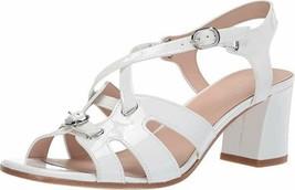Kate Spade New York WHITE Ella Sandals, US 9 M, EU 39-40 - $153.25