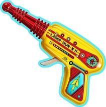 Laser Gun X-11 Metal Sign by Terry Pastor - $35.00
