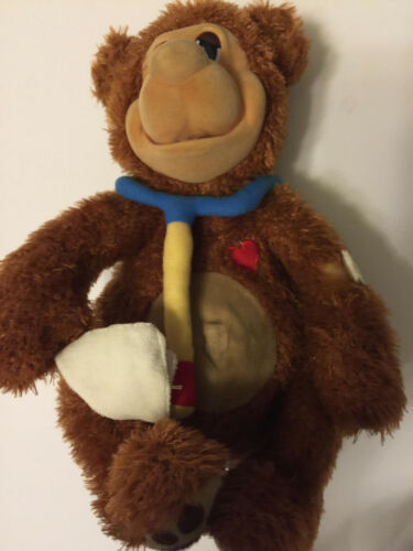 RARE PawPalz Lil' Boo Boo Get Well Teddy Bear Stuffed Plush Doctor Stethoscope