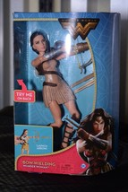 Bow Wielding Wonder Woman Fashion Doll Authentic Working Bow and Arrow - $29.95