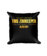Zoo lovers gifts - Square Pillow Case w/ stuffing - $23.00