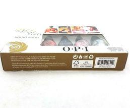 OPI 007 The Bond Girls Liquid Sand Mini Nail Polishes Set Of 4 1/8 fl oz image 5