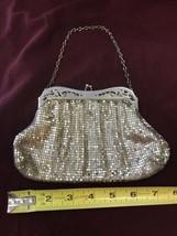 Vintage Whiting and Davis Silver Mesh Handbag  - $91.92