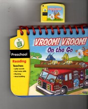 Leap Frog - My First LeapPad -Vroom! Vroom! On The Go. - $4.90