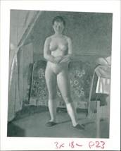 Vintage photo of 'La Toilette' by Balthus  - $21.11