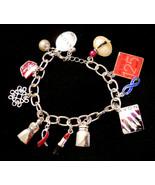Avon 125th Anniversary Bracelet Sales Award  w/ Lipstick Far Away Anew 4... - $19.75