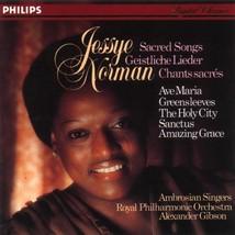 Jessye Norman - Sacred Songs ~ Ave Maria, Amazing Grace, etc.. - $16.93