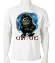 Critters Dri Fit graphic T-shirt microfiber retro 80s movie UPF +50 Sun Shirt image 2