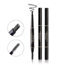 Waterproof Rotatable Pro Eyebrow Pencil Gray Brown Makeup Cosmetic Pen T... - $55,83 MXN